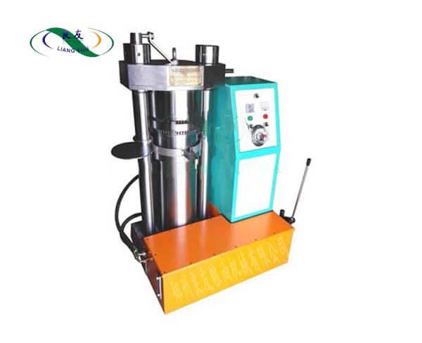 LY-230型全自动液压榨油机