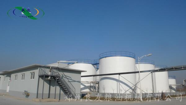 阿根廷大豆油加工工程案例