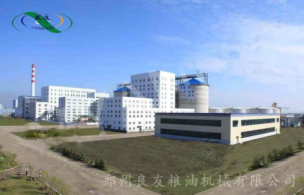 江西豆油精炼工程案例