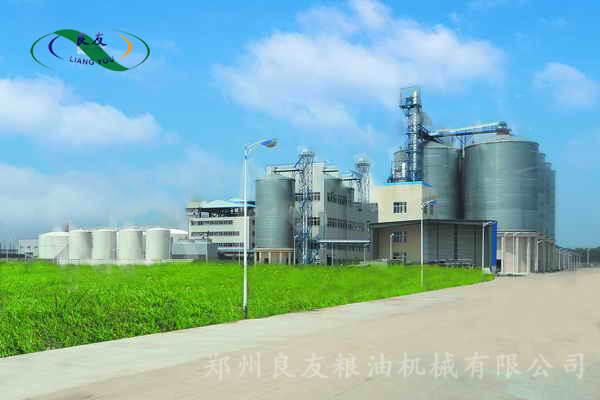 湖南菜籽油工程案例