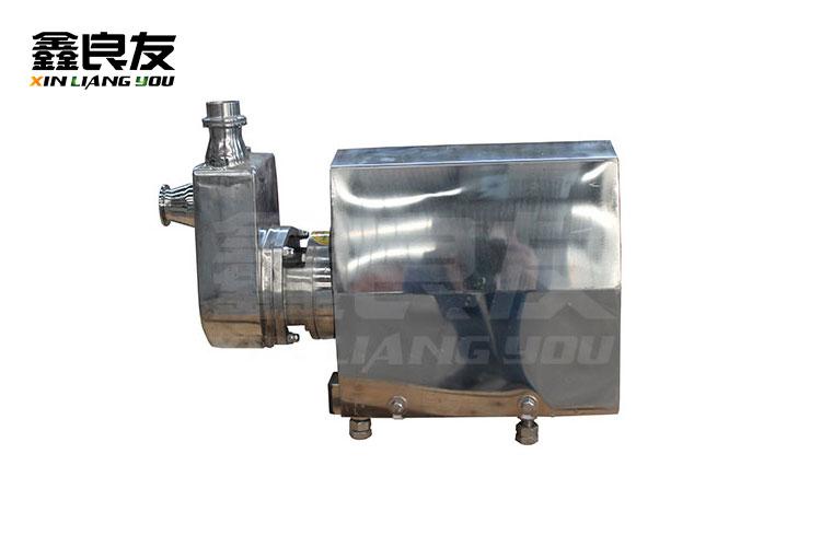 不锈钢输油齿轮油泵